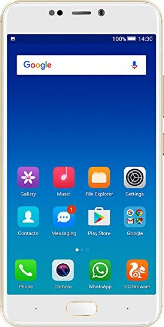 Gionee A1 (Gold, 64GB) for Rs. 14,599