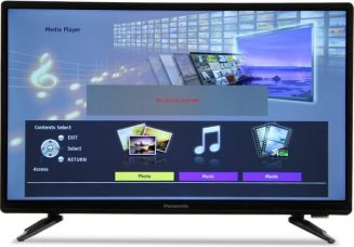 Get 31% off on Panasonic 55 cm (22 inch) Full HD LED TV  (TH-22D400DX)