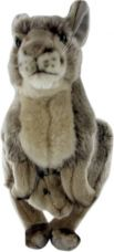 Hamleys Katie Kangaroo Soft Toy  - 11.8 inch  (Multicolor) for Rs. 1,799