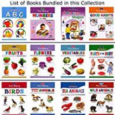 Picture Books Collection for Early Learning for Rs. 230