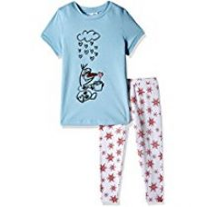 Buy Frozen Girls' T-Shirt and Pant from Amazon