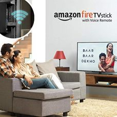 Buy Amazon Fire TV Stick with Voice Remote | Streaming Media Player from Amazon