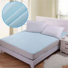WaterProof Double Bed Size Mattress Sheet for Rs. 169