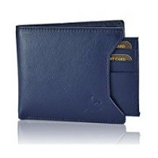 Hornbull Men's Brown Rigohill Leather Wallet for Rs. 549