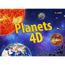 Planets 4D Augmented Reality Book for Rs. 299