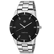 Limestone Analogue Black Dial Kids Watch-Ls2607 for Rs. 449