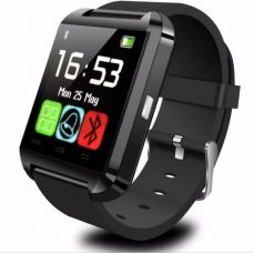Flat 53% off on Celestech NS01 with Bluetooth and Fitness Tracker Black Smartwatch  (Black Strap)