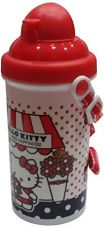 Buy Sanrio Hello Kitty Red Bottle (500 ml), 70mm, Red/White from Amazon