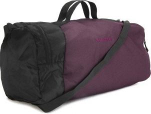 Buy Wildcraft Polyester 48 cms Burgandy Travel Duffle (Active) from Amazon