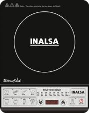 Buy Inalsa Ultra Cook 2000-Watt Induction Cooktop  Cooker from Amazon