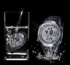 Waterproof Sports Digital Watch For Men & Boys with Alarm Date Luminous Light for Rs. 549