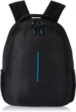 Buy Solwin 15 inch, 15.6 inch Laptop Backpack  (Black) for Rs. 295
