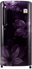 Buy LG 190 L 4 Star Direct-Cool Single Door Refrigerator (GL-B201APOX.APOZEBN, Purple Orchid,Inverter Compressor) from Amazon