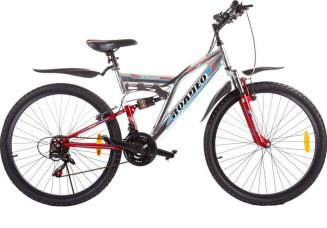 Get 42% off on Hercules Roadeo A21 1FG220G0958000A Road Cycle  (Red)