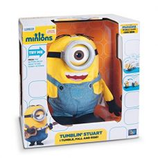 Buy Minions Tumbling Stuart, Yellow from Amazon