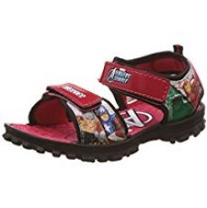 Buy Avengers Boy's Sandals and Floaters from Amazon