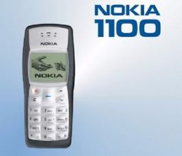 Nokia 1100 - Imported for Rs. 899