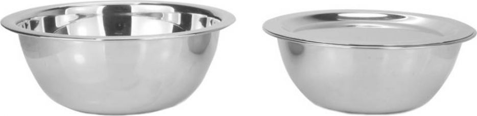 Buy Bhalaria Fanta Bowl Stainless Steel Bowl Set  (Steel, Pack of 4) from Flipkart