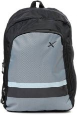 Buy HRX by Hrithik Roshan Premium 2.2 L Backpack  (Grey, Black) for Rs. 647