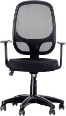 Buy Regentseating Fabric Office Chair  (Black) for Rs. 5,200