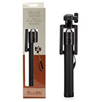buy wired selfie sticks sumaclife aux selfie stick wired foldable mini monopod with rubber grip. Black Bedroom Furniture Sets. Home Design Ideas