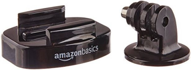 AmazonBasics Tripod Mounts for GoPro for Rs. 399