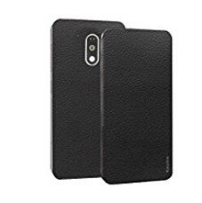 Buy Karpine Faux Leather Flip Cover For Motorola Moto G4 Play - Black from Amazon