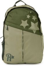 Flat 65% off on Roadster Premium 2.2 L Backpack  (Green, Brown)