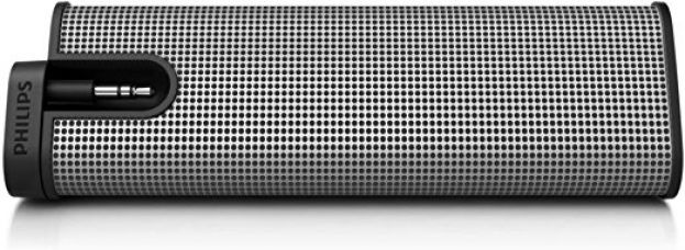 Philips SBA1610/00 Philips Silver Portable Speaker for Rs. 3,550