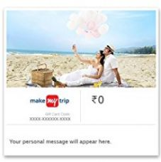 Buy MakeMyTrip Holidays- Instant Voucher from Amazon