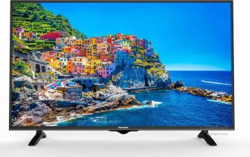 Buy Panasonic 109cm (43) Full HD LED TV  (TH-43D350DX, 3 x HDMI, 2 x USB) from Flipkart