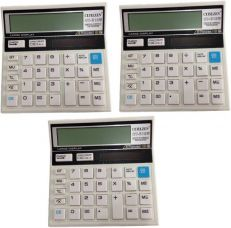 Get 56% off on Cltllzen CT-512 White Basic  Calculator  (12 Digit)
