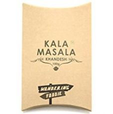 Buy Wandering Foodie Khandeshi Kala Masala,100 gm from Amazon