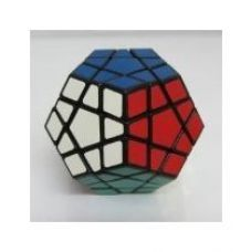 Shengshou Megaminx Black/White Speed Cube (Color May Vary) for Rs. 348