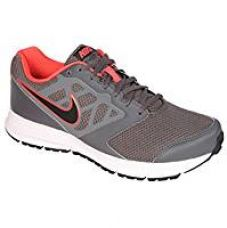 Nike Men's Downshifter 6 MSL Dark Grey, Black and White Running Shoes - 9 UK/India (44 EU)(10 US) for Rs. 2,995