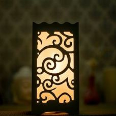 Skycandle Moden And Decorative Night Shade Lamp - Assorted for Rs. 215
