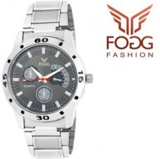 Buy Fogg 12002-GR-CK NEW TAG PRICE Watch  - For Men for Rs. 399