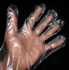 Buy 100pc Disposable Hand Gloves Can Be Used In Home, Office for Rs. 306