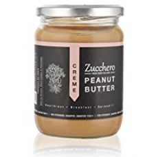 Buy Zucchero Peanut Butter Creme 475g from Amazon