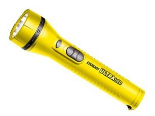 Eveready Bright Lite DL69 Battery Powered LED Torch (Colour May Vary and Pack of 2) for Rs. 319
