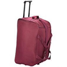 Buy American Tourister Aegis Core Polyester 65 cms Fuchsia Travel Duffle (11W (0) 40 002) from Amazon