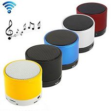 Buy Higadget Mini Bluetooth Wireless Speaker For Ios/ Android/ Ipad Air2 Mini2 Mini3/ Ipad 4Th Gen/ Ipod, Multi Color from Amazon