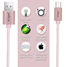Buy Micro USB Data Cable - 1Meter Long, 2.1A output - Pack of 2 from Amazon