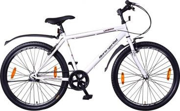 Buy Hero Urban 26T S365BBDUR02 Mountain Cycle  (White) for Rs. 4,349