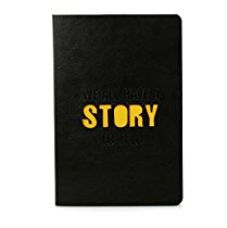 Buy Doodle Story Teller Diary Notebook - B6, 80GSM, 200 Pages (Yellow) from Amazon