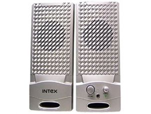 Buy Intex IT-320w Computer 2.0 Multimedia Speaker from Amazon