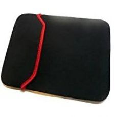 Buy Technotech 12 Inch Laptop Sleeve Bag Cover Case Guard Reversible - Black & Red from Amazon