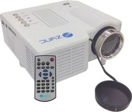 Get 60% off on Zync P 100 LED PROJECTORE 56 lm LED Corded Portable Projector  (White)