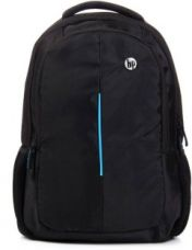 Buy HP 15.6 inch Laptop Backpack  (Black) for Rs. 357