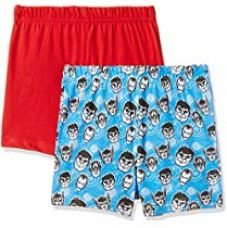 Buy Marvel Boys' Shorts (Pack of 2) from Amazon